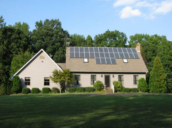 Solar Installation on Residential buildings